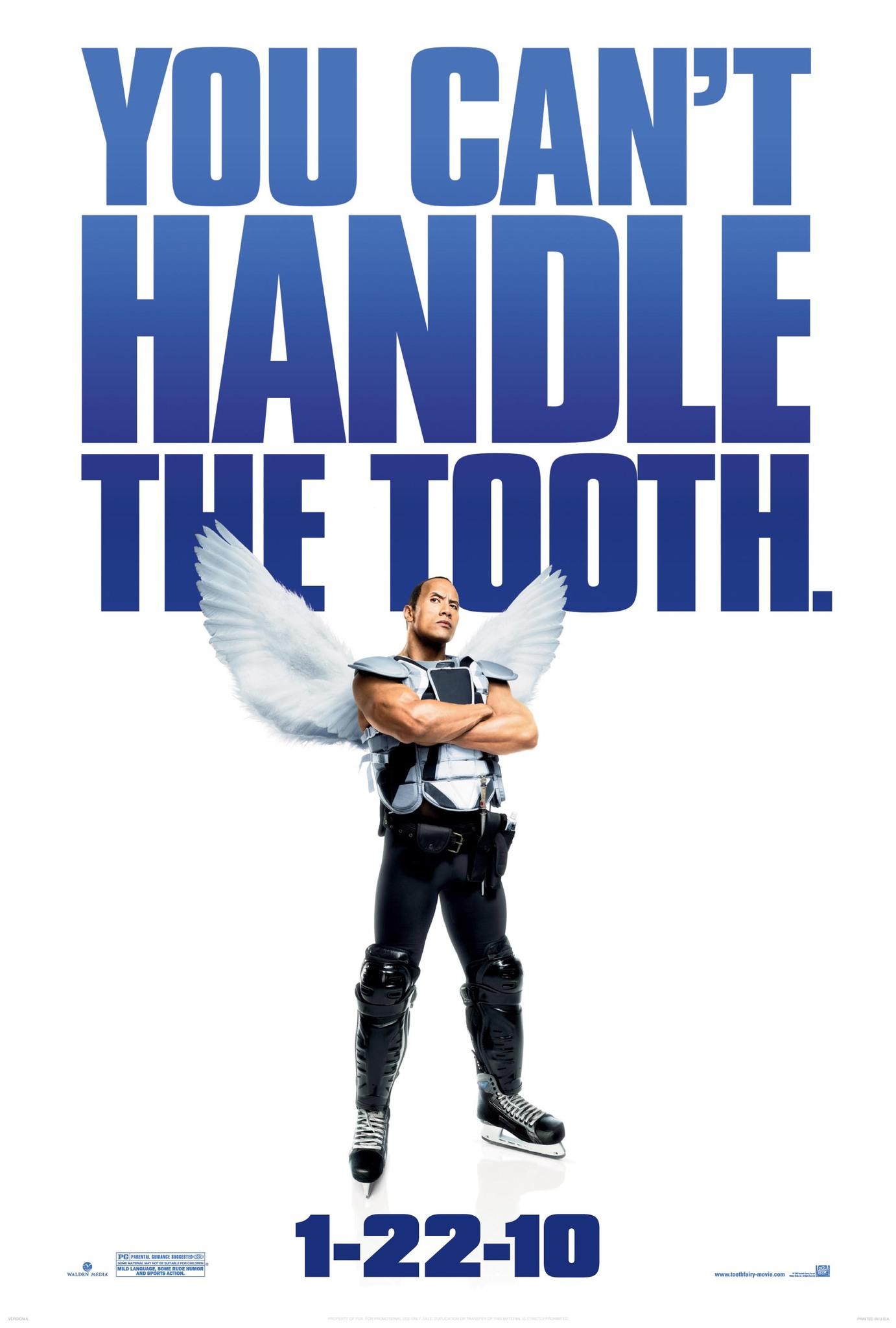 Πόστερ της ταινίας «Ο Νεράιδος (2010)   Tooth Fairy»