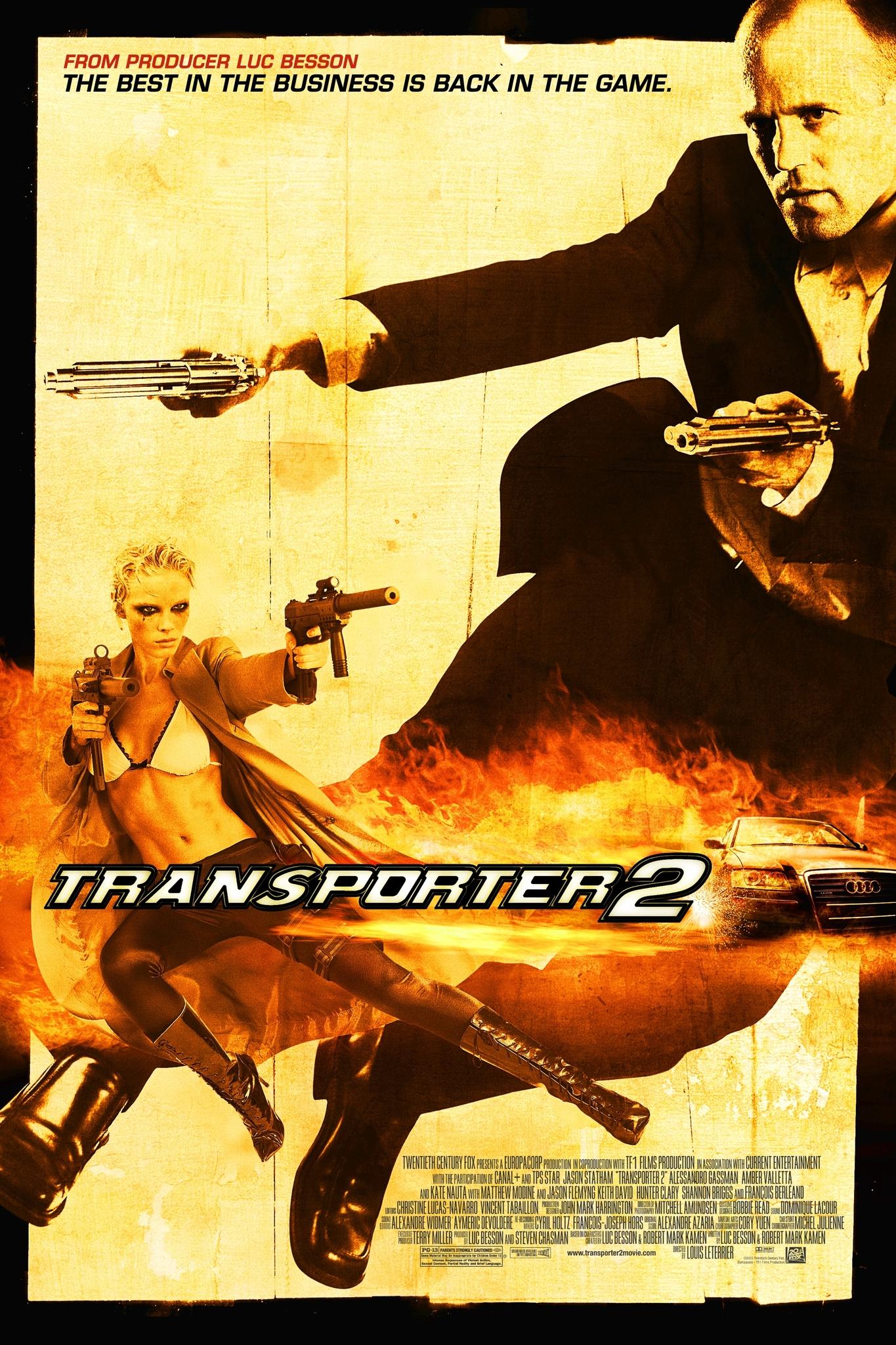 Πόστερ της ταινίας «Transporter 2 (2005)»