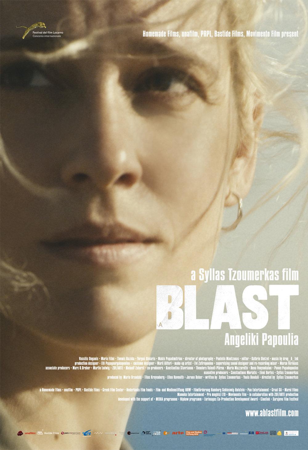 Πόστερ της ταινίας «Η Έκρηξη (2014) | A Blast»
