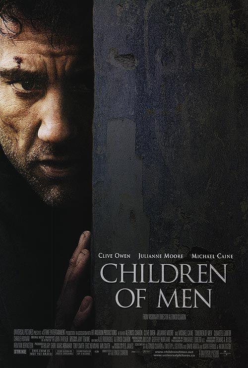 Πόστερ της ταινίας «Τα Παιδιά των Ανθρώπων (2006)   Children of Men»