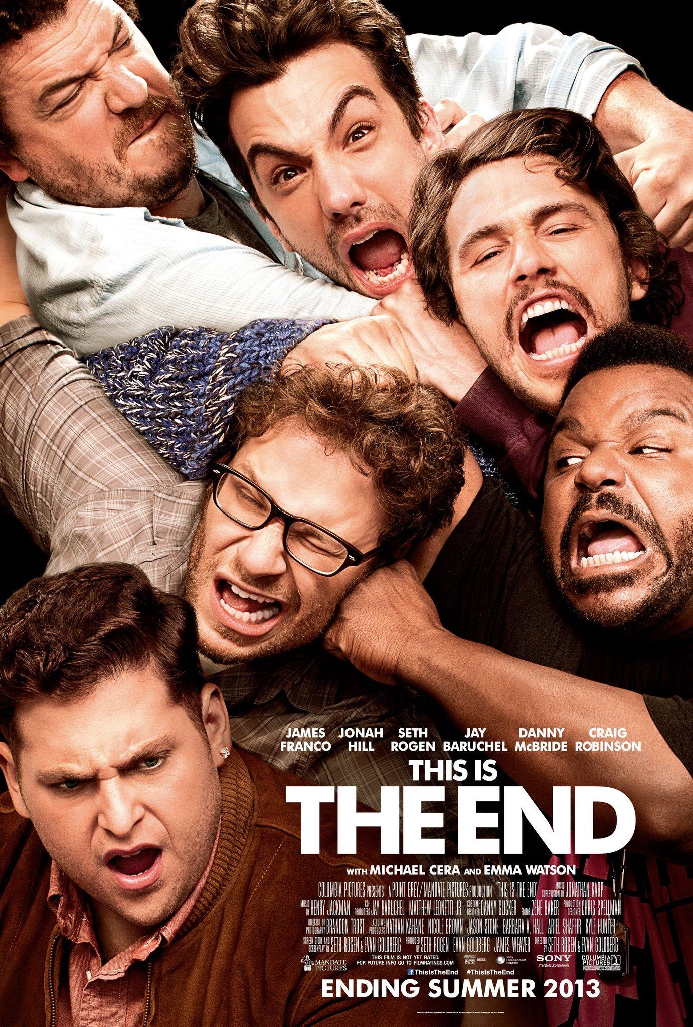 Πόστερ της ταινίας «Το Τέλος του Κόσμου (2013) | This Is The End»