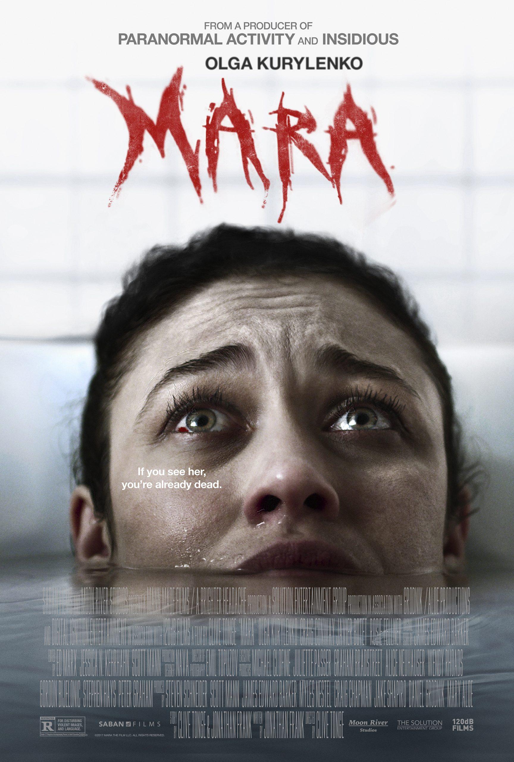 Πόστερ της ταινίας «Μάρα   Mara (2018)»