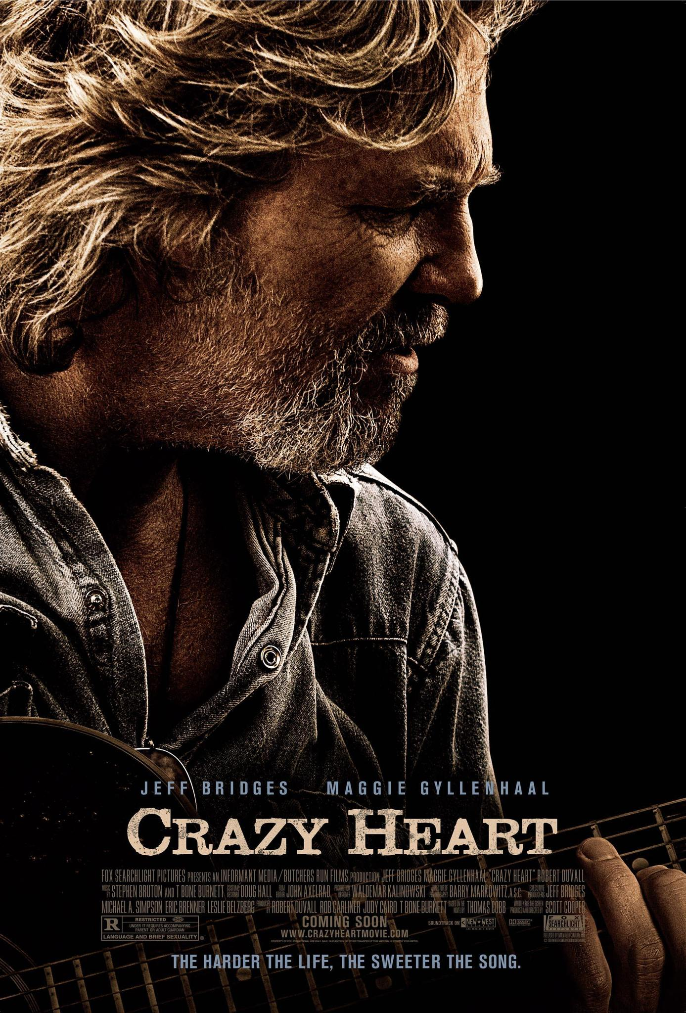 Πόστερ της ταινίας «Crazy Heart (2009)»