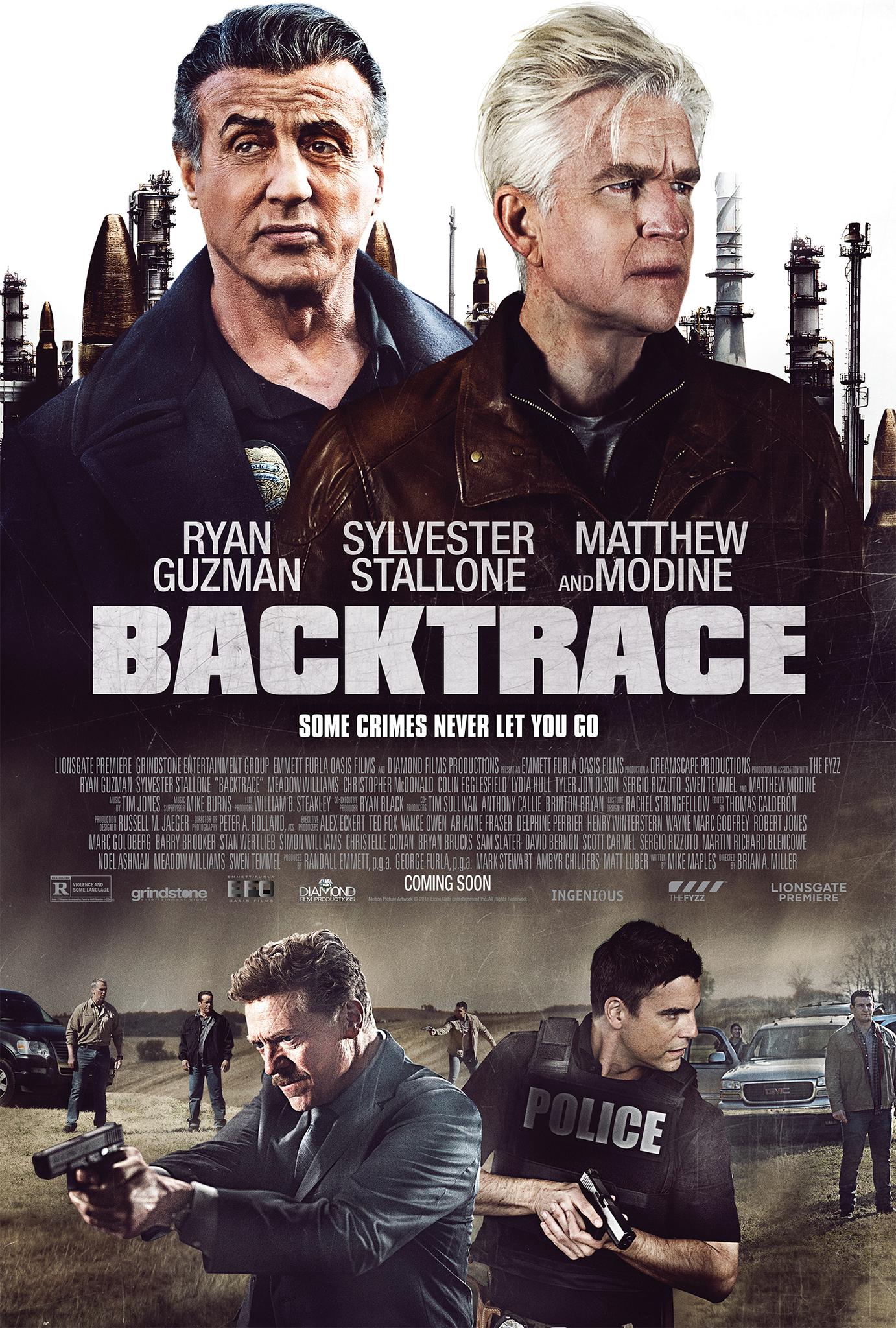 Πόστερ της ταινίας «Flashback (2018)   Backtrace»