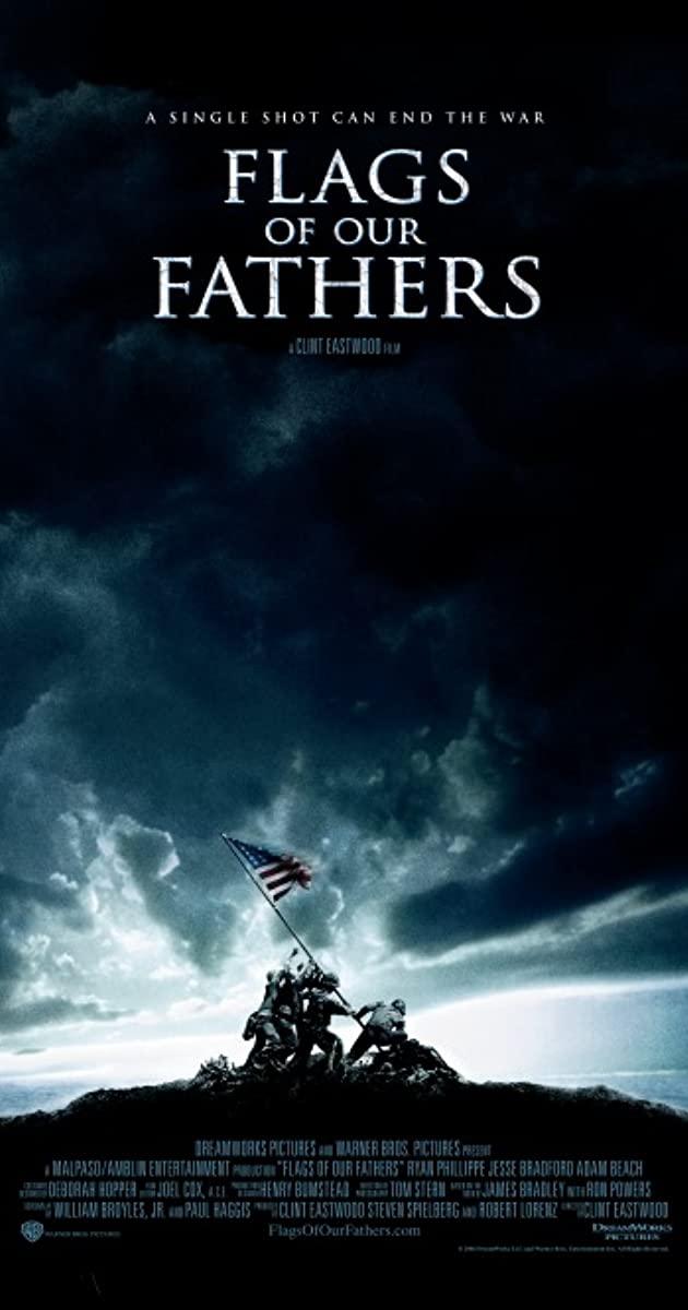 Πόστερ της ταινίας «Οι Σημαίες των Προγόνων μας (2006)   Flags of Our Fathers»