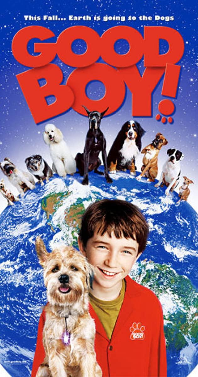Πόστερ της ταινίας «Τετράποδοι Ήρωες! (2003) | Good Boy!»