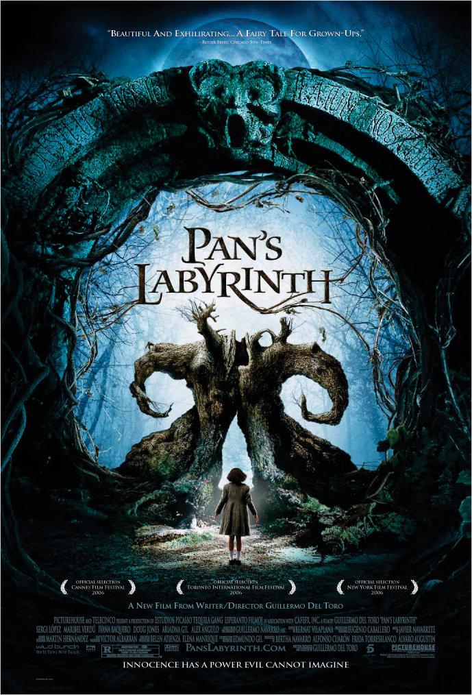 Πόστερ της ταινίας «Ο Λαβύρινθος του Πάνα (2006)»
