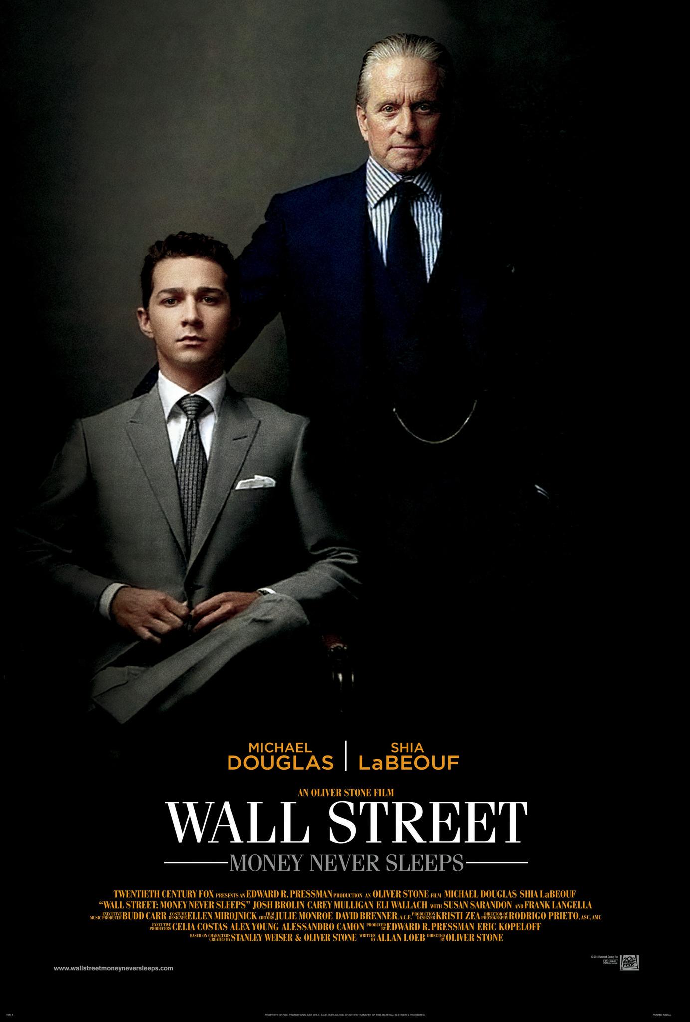Πόστερ της ταινίας «Wall Street: Money Never Sleeps (2010)»