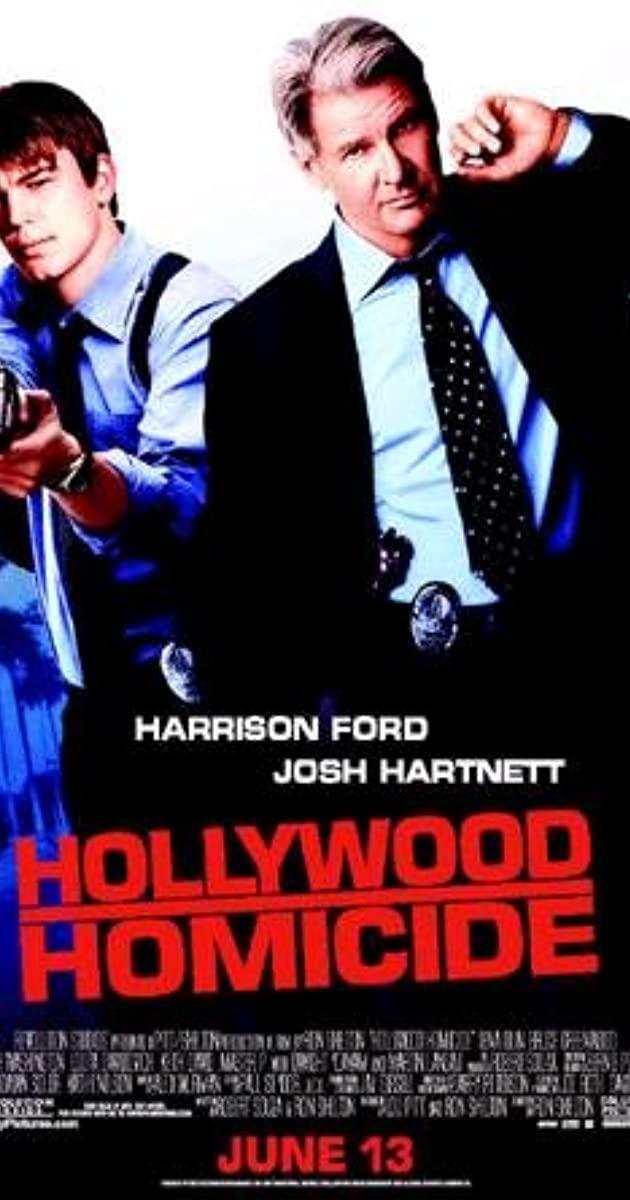 Πόστερ της ταινίας «Οι Μπάτσοι του Χόλιγουντ (2003)   Hollywood Homicide»
