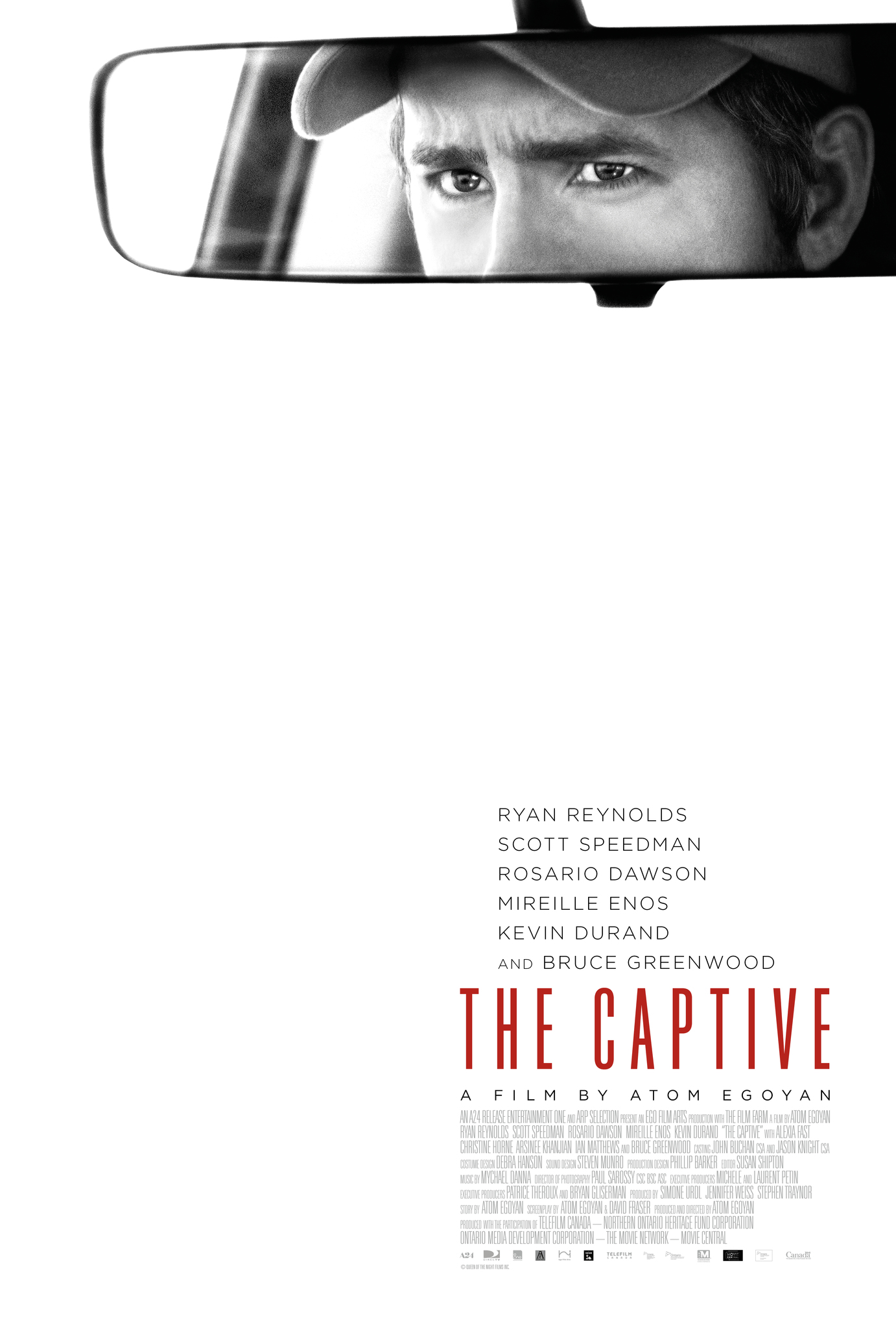 Πόστερ της ταινίας «Η Αιχμάλωτη (2014)   The Captive»