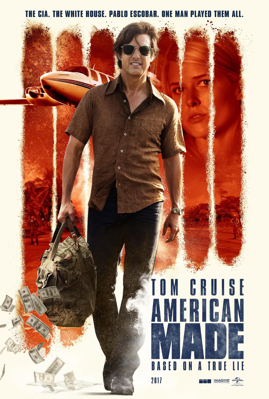 Πόστερ της ταινίας «American Made (2017)»