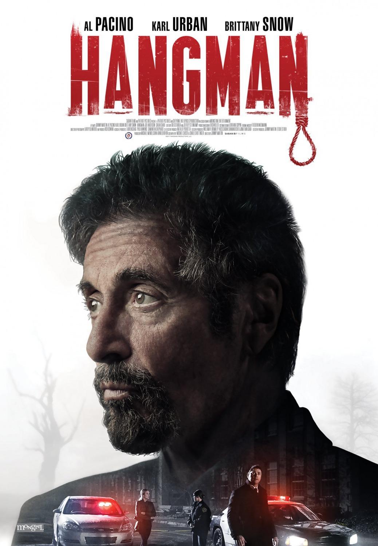 Πόστερ της ταινίας «Το Παιχνίδι του Δολοφόνου (2017)   Hangman»
