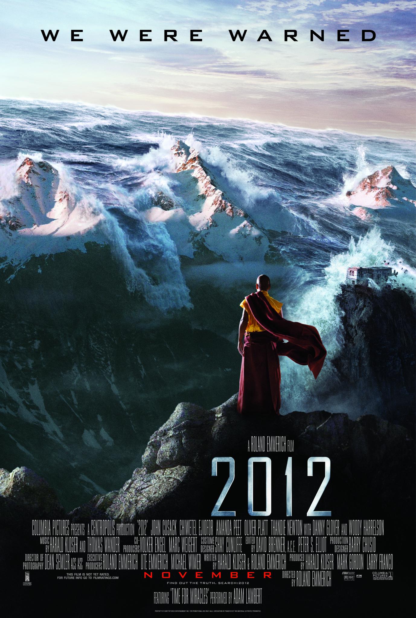 Πόστερ της ταινίας «2012 (2009)»