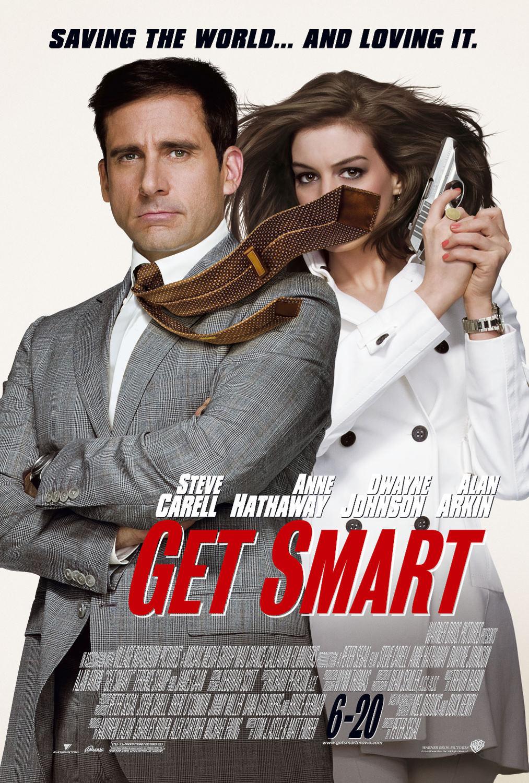 Πόστερ της ταινίας «Get Smart (2008)»