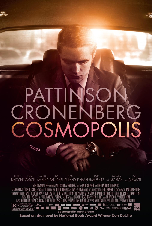 Πόστερ της ταινίας «Cosmopolis (2012)»