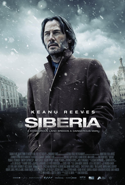 Πόστερ της ταινίας «Έρωτας στη Σιβηρία (2018)   Siberia»
