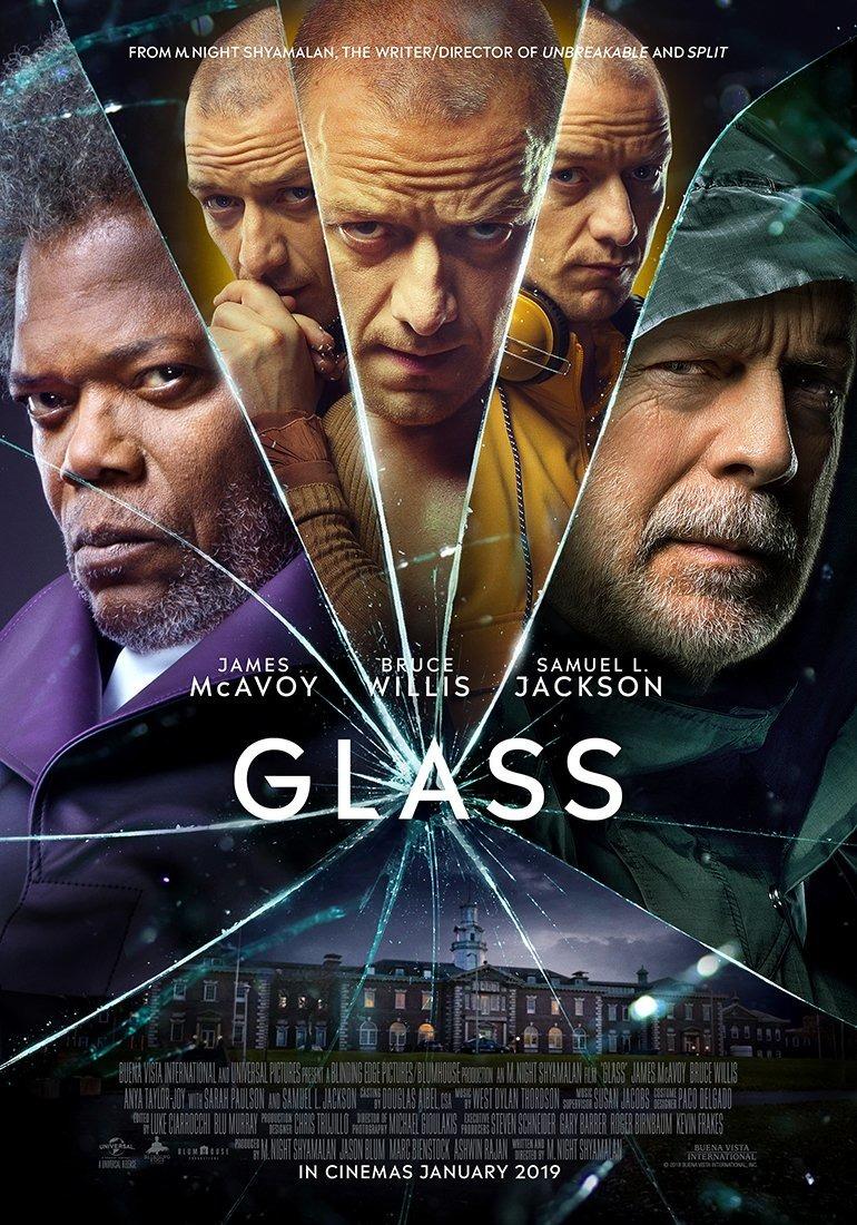 Πόστερ της ταινίας «Glass (2019)»