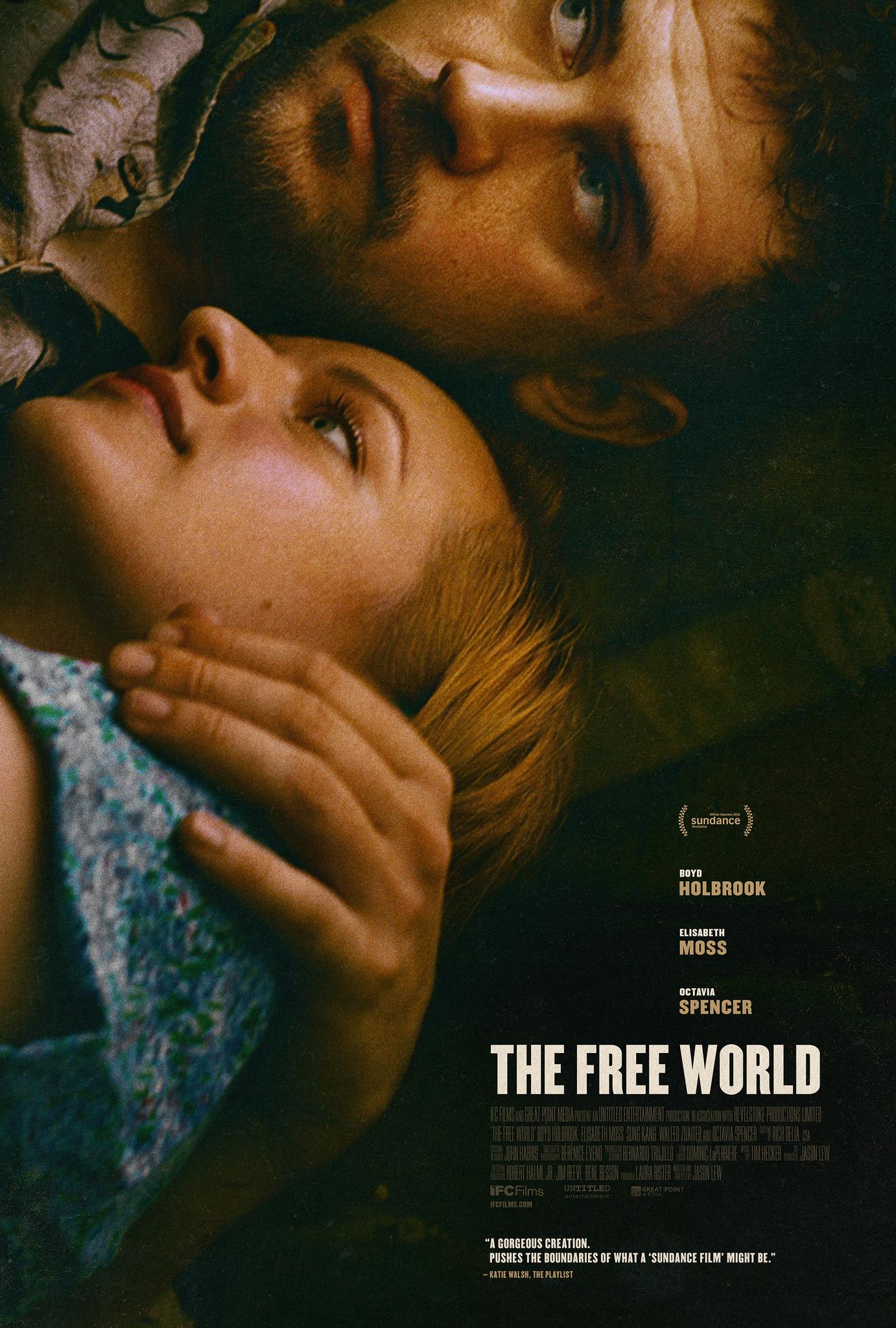 Πόστερ της ταινίας «The Free World (2016)»
