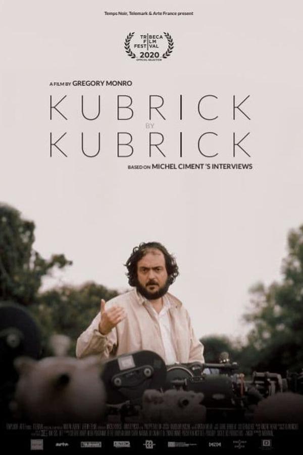 Πόστερ της ταινίας «Kubrick by Kubrick (2020)»