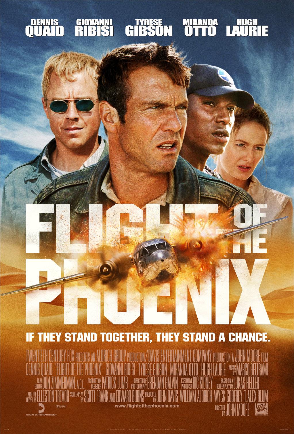 Πόστερ της ταινίας «Η Πτήση του Φοίνικα (2004)   Flight of the Phoenix»