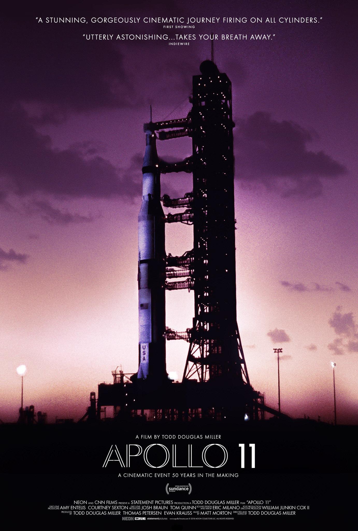 Πόστερ της ταινίας «Apollo 11 (2019)»