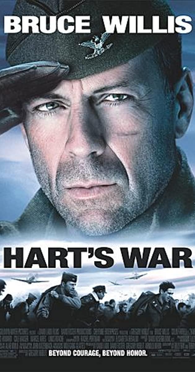 Πόστερ της ταινίας «Η Νύχτα των Αιχμαλώτων (2002) | Hart's War»