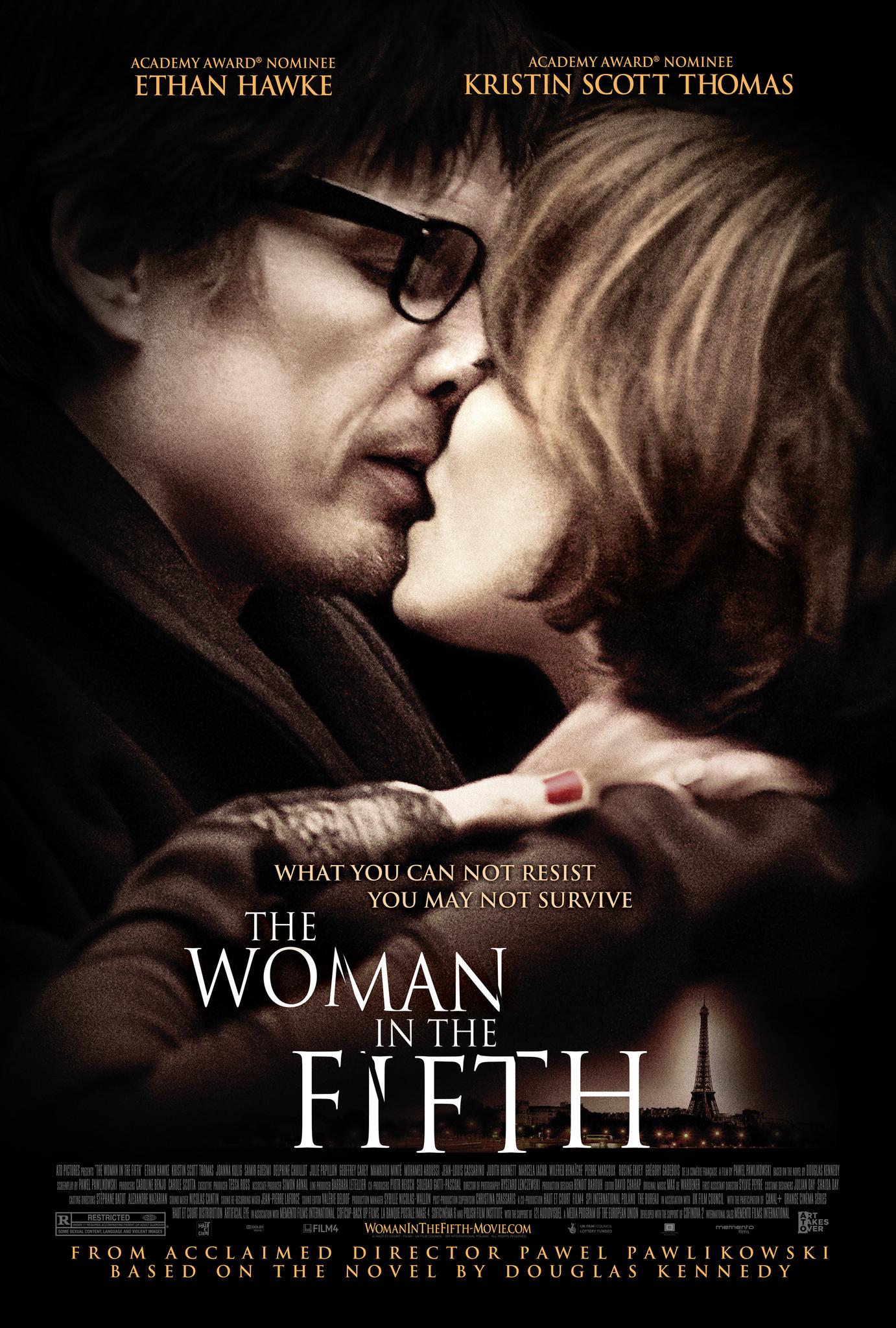 Πόστερ της ταινίας «Η Γυναίκα του Πέμπτου (2011)   The Woman in the Fifth»
