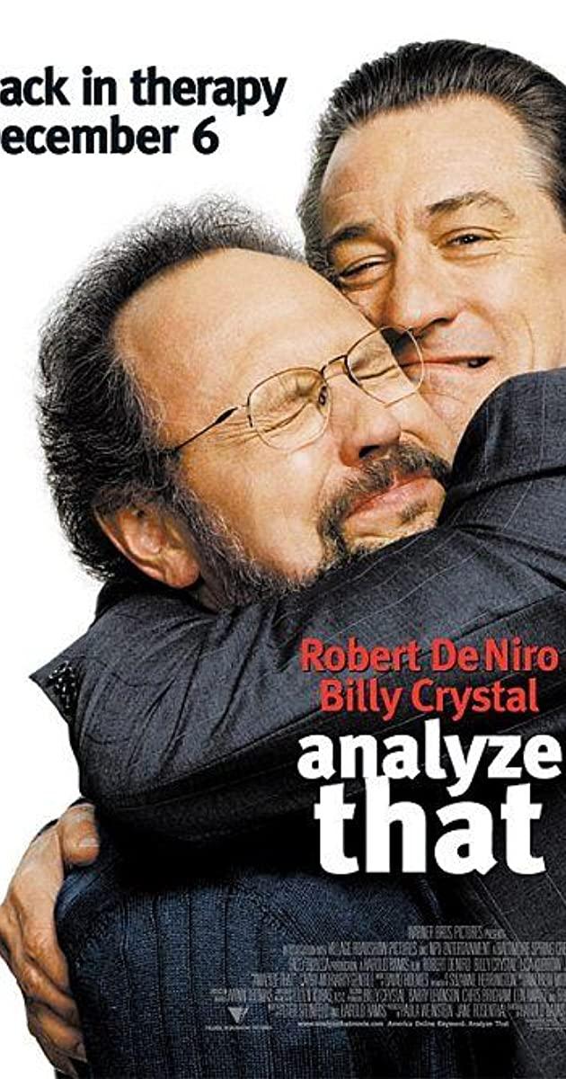 Πόστερ της ταινίας «Ξανά Ανάλυσέ το (2002) | Analyze That»