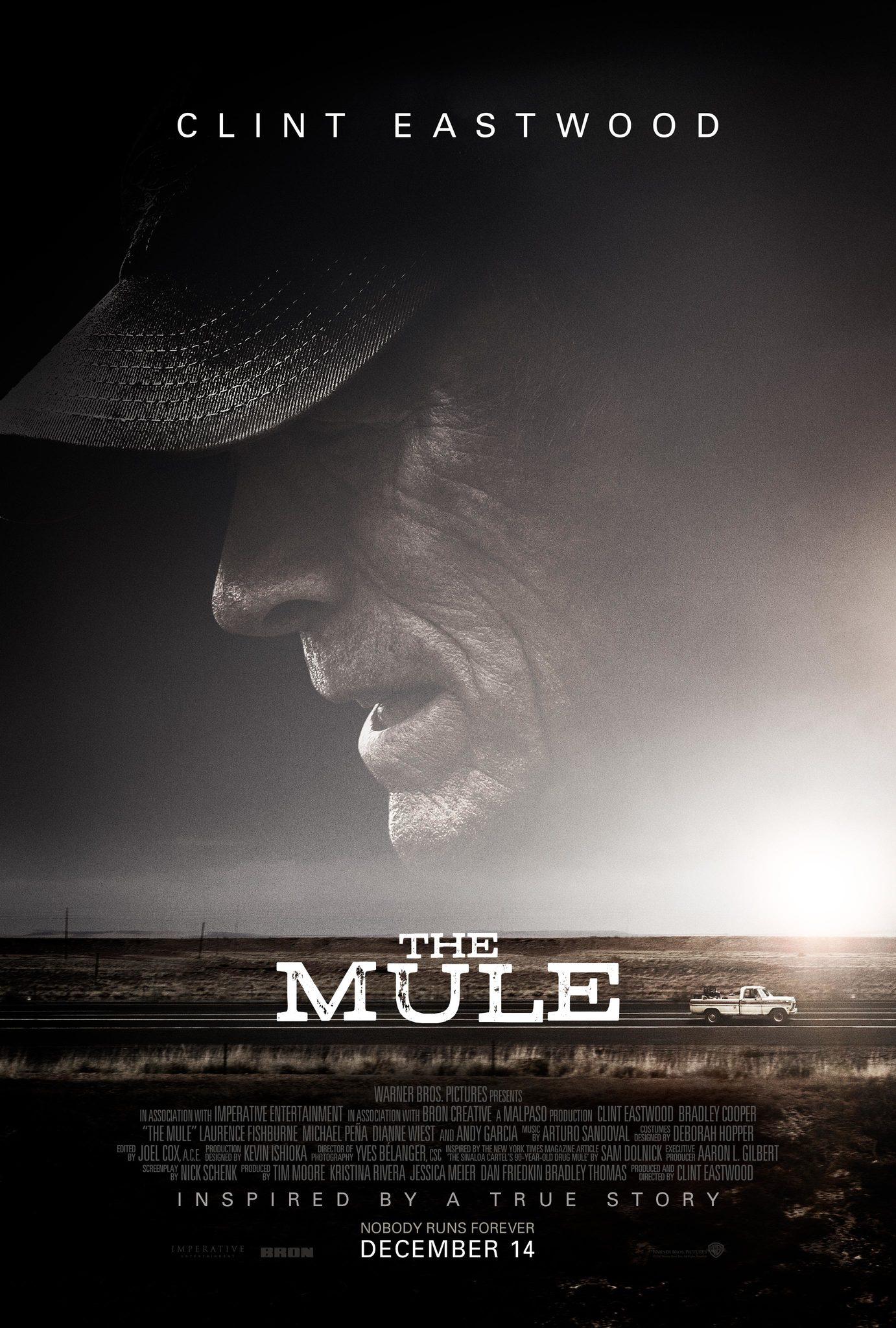 Πόστερ της ταινίας «Το Βαποράκι (2018)   The Mule»