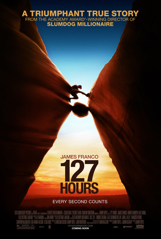 Πόστερ της ταινίας «127 Ώρες (2010) | 127 Hours»