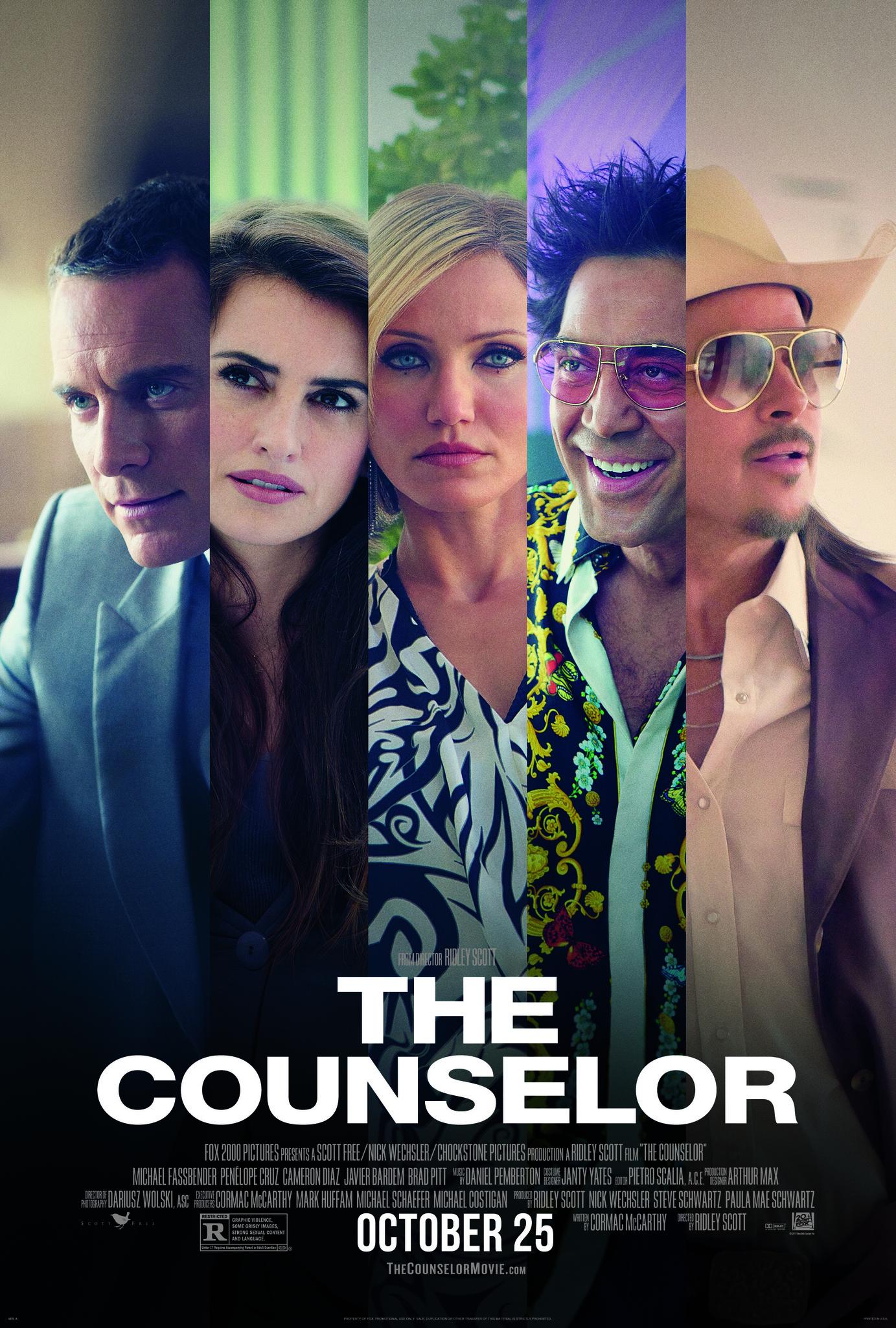 Πόστερ της ταινίας «Ο Συνήγορος (2013)   The Counsellor»