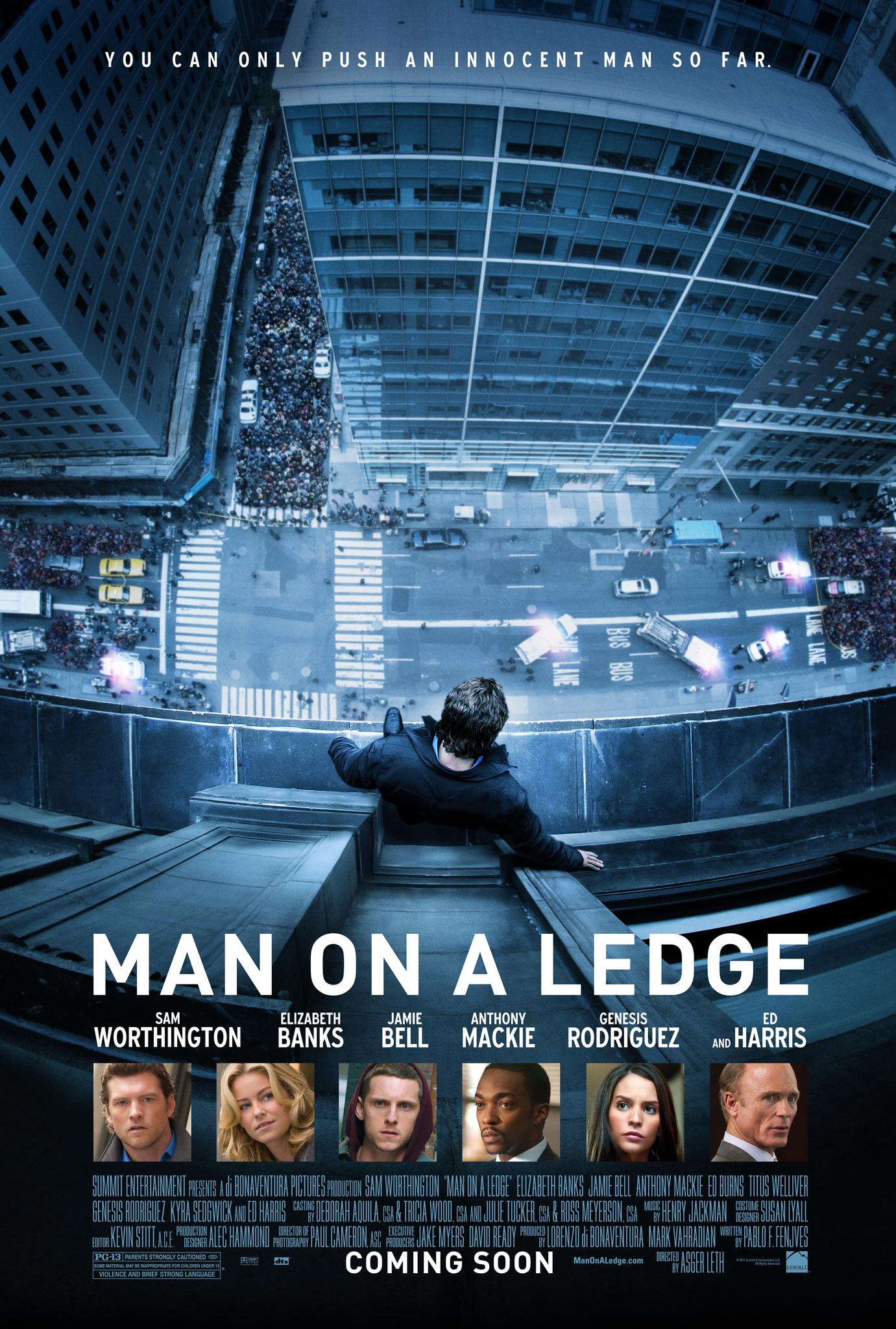 Πόστερ της ταινίας «Στενά περιθώρια (2012) | Man on a Ledge»