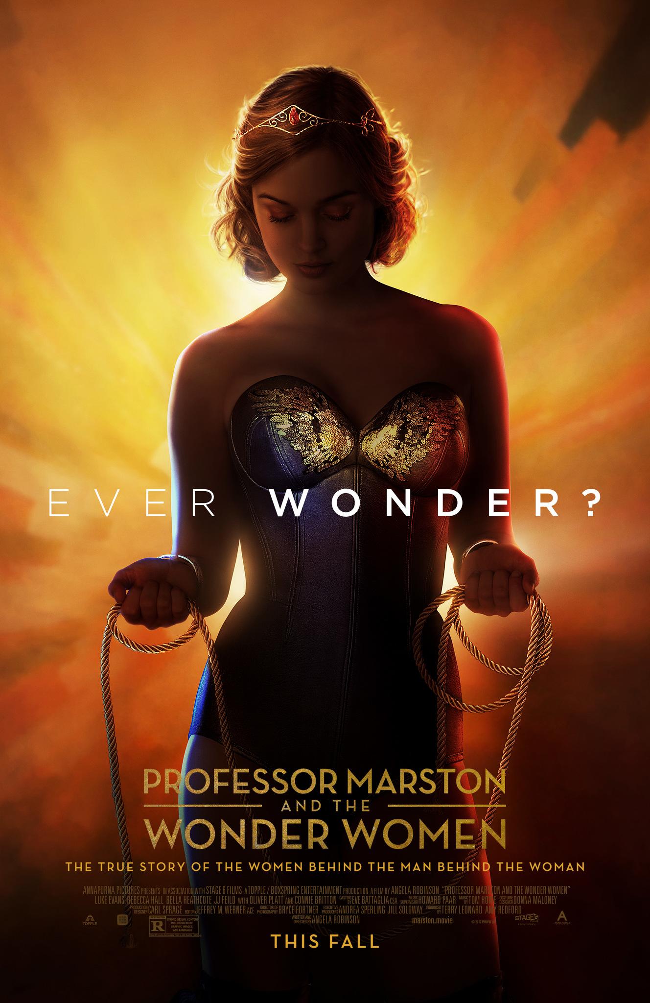 Πόστερ της ταινίας «Professor Marston and the Wonder Women (2017)»