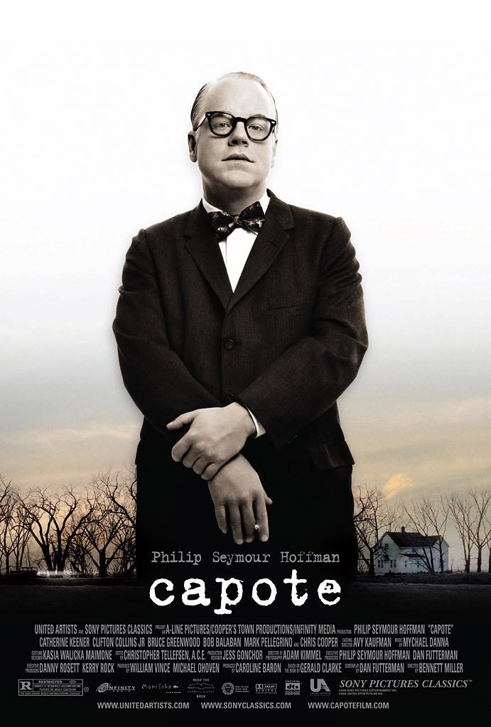 Πόστερ της ταινίας «Truman Capote (2005)   Capote»
