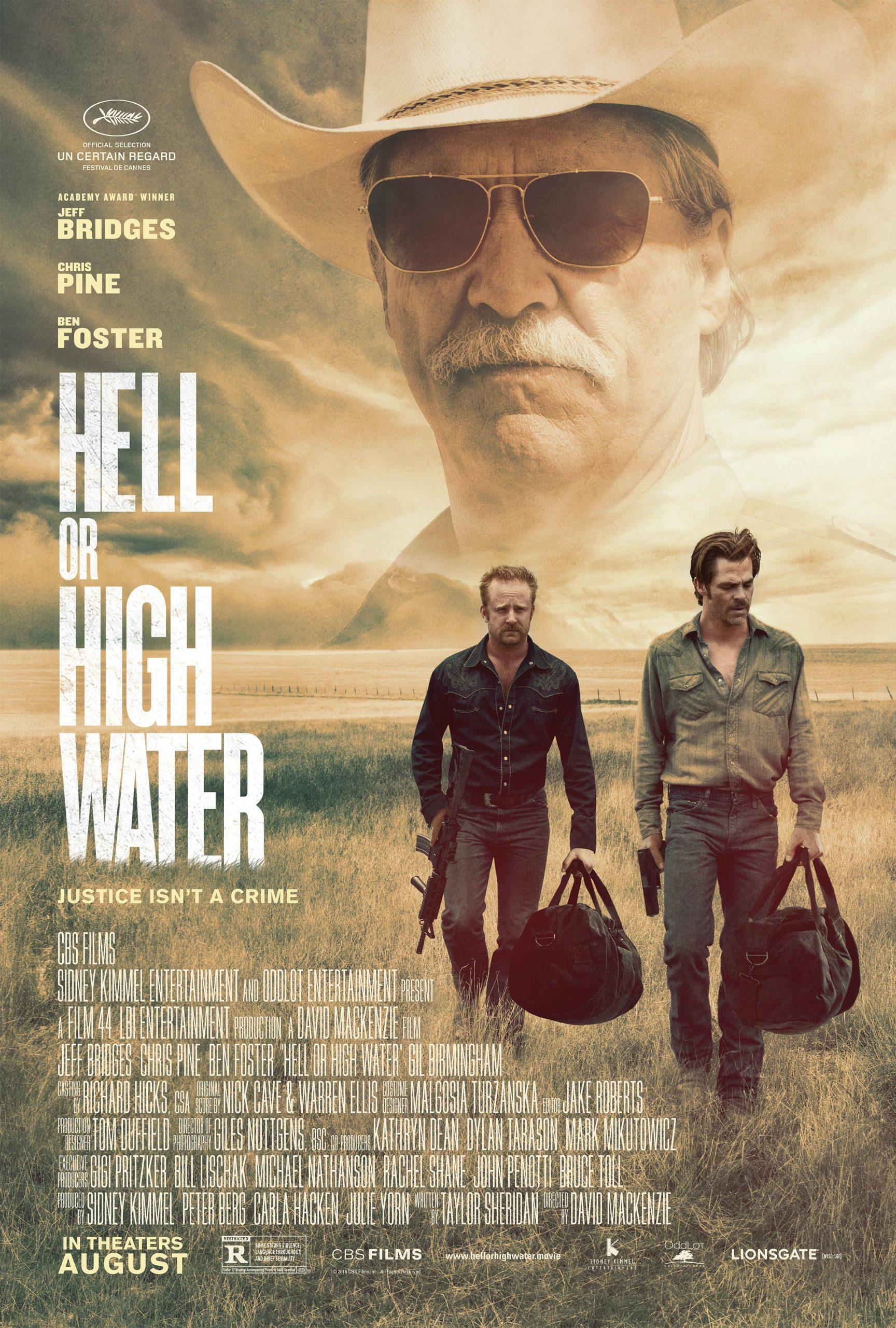 Πόστερ της ταινίας «Πάση Θυσία (2016) | Hell or High Water»