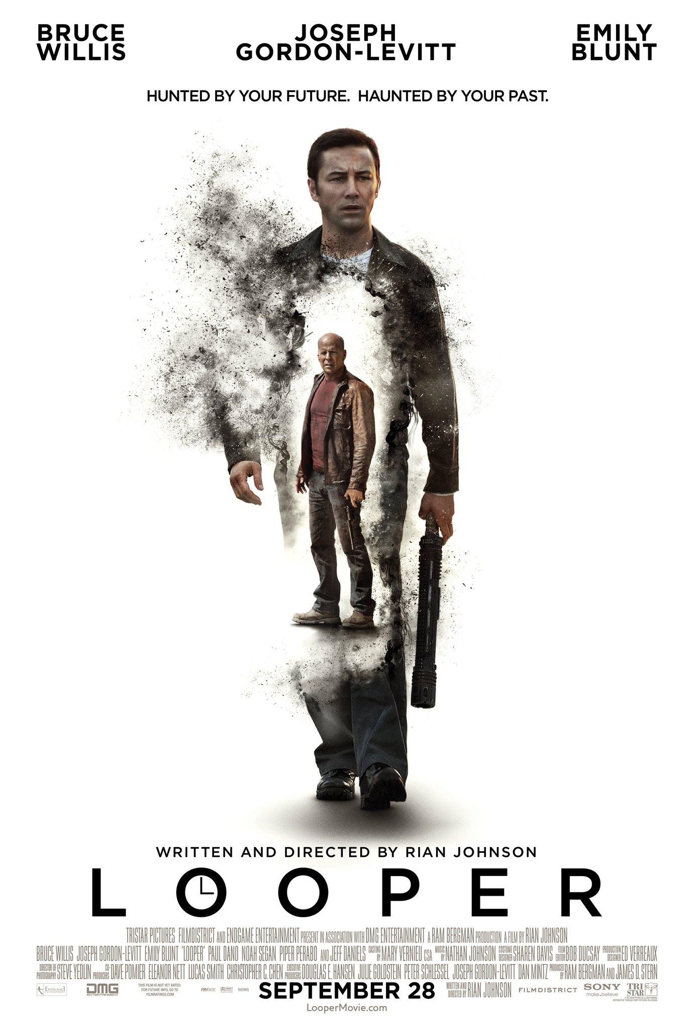 Πόστερ της ταινίας «Looper (2012)»