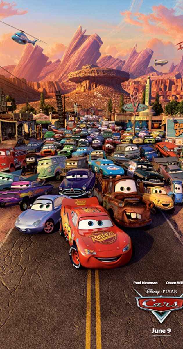 Πόστερ της ταινίας «Αυτοκίνητα (2006)   Cars»