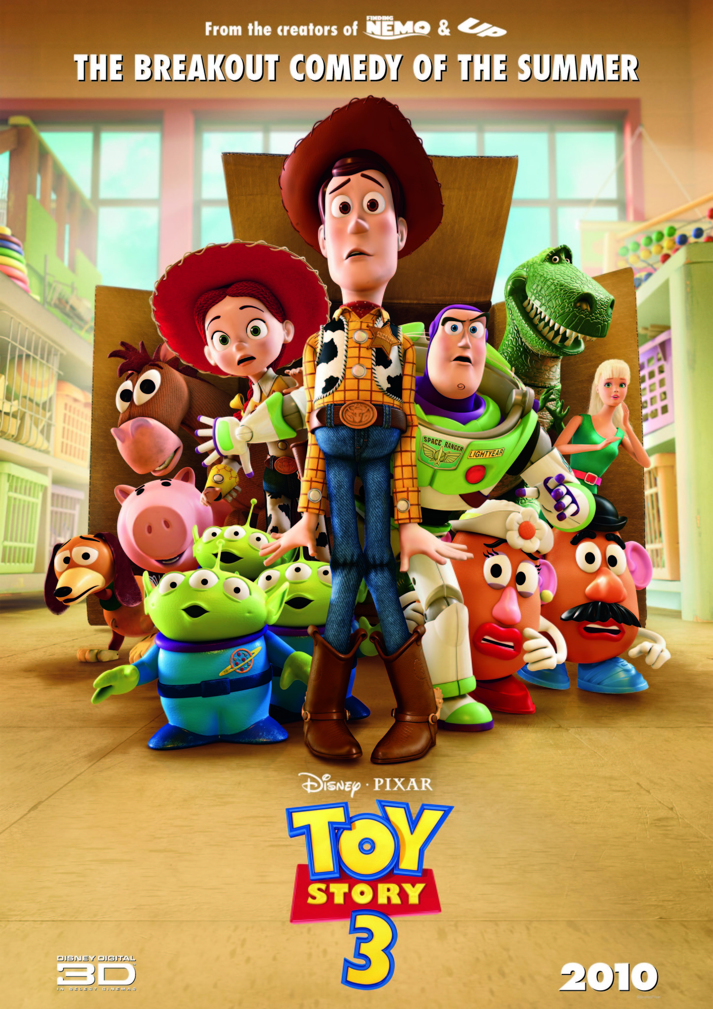 Πόστερ της ταινίας «Toy Story 3 (2010)»