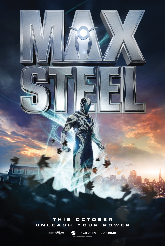 Πόστερ της ταινίας «Max Steel (2016)»
