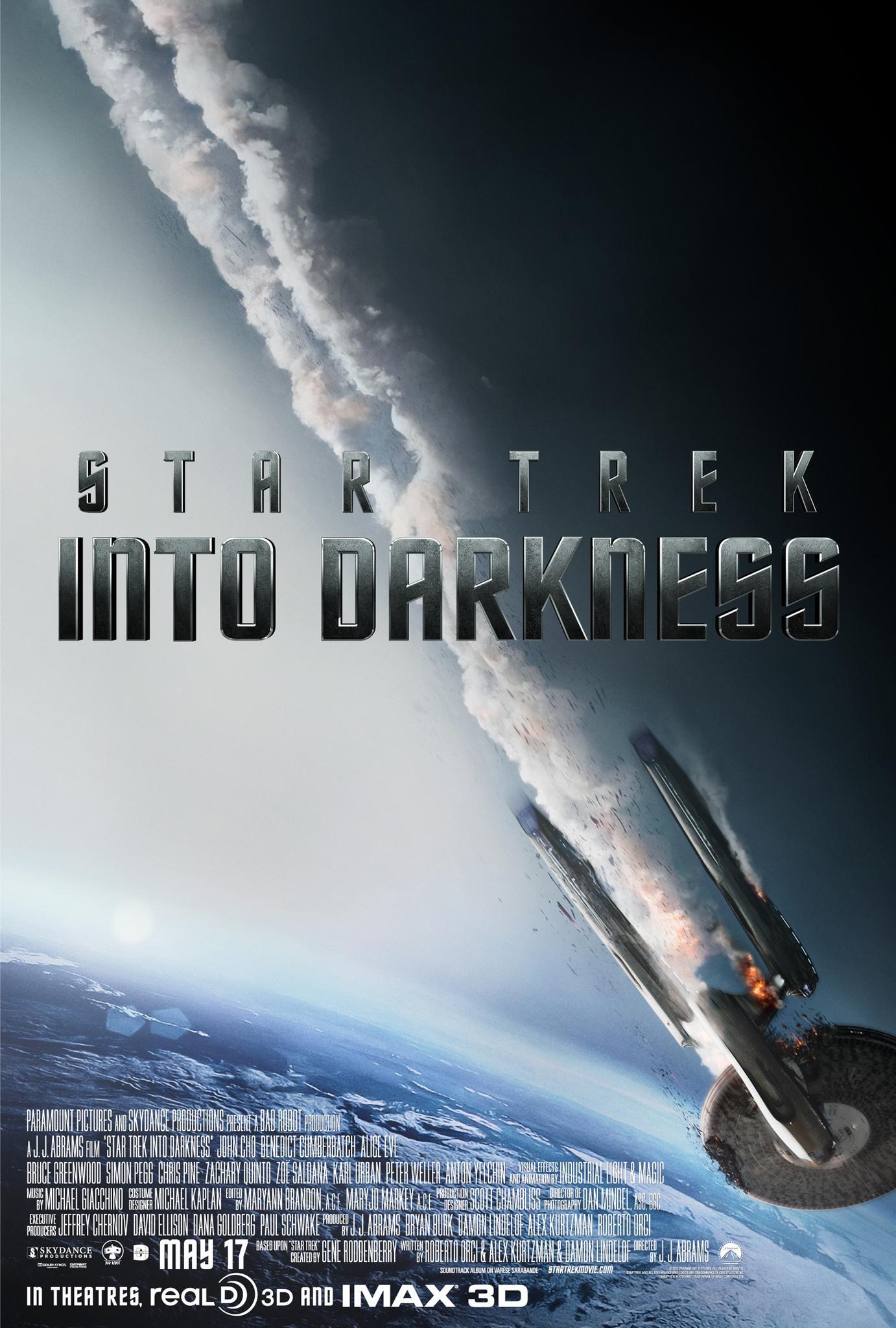 Πόστερ της ταινίας «Star Trek Into Darkness (2013)»