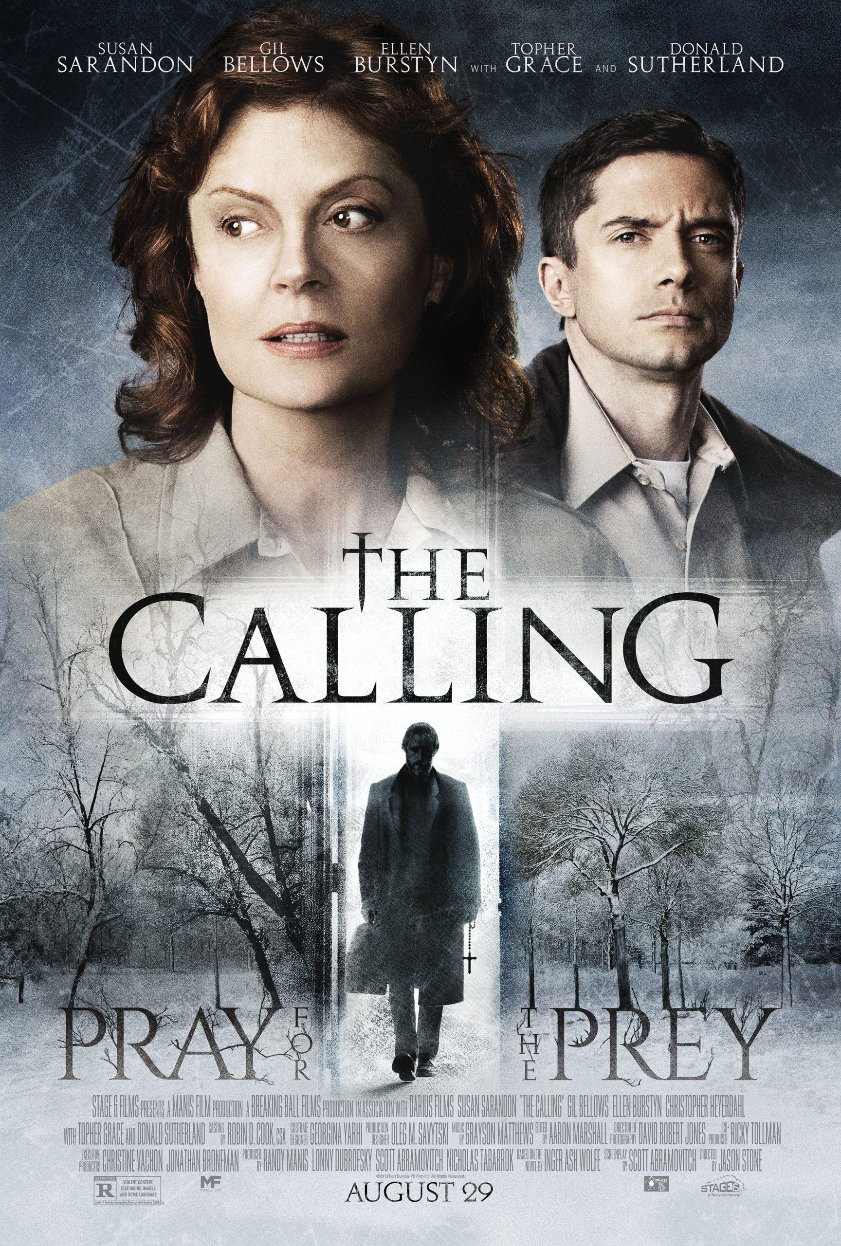 Πόστερ της ταινίας «Το κάλεσμα (2014) | The Calling»