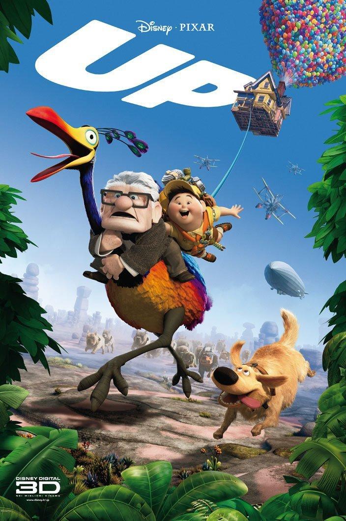Πόστερ της ταινίας «Ψηλά στον Ουρανό (2009) | Up»