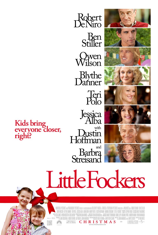 Πόστερ της ταινίας «Γονείς της Συμφοράς (2010) | Little Fockers»