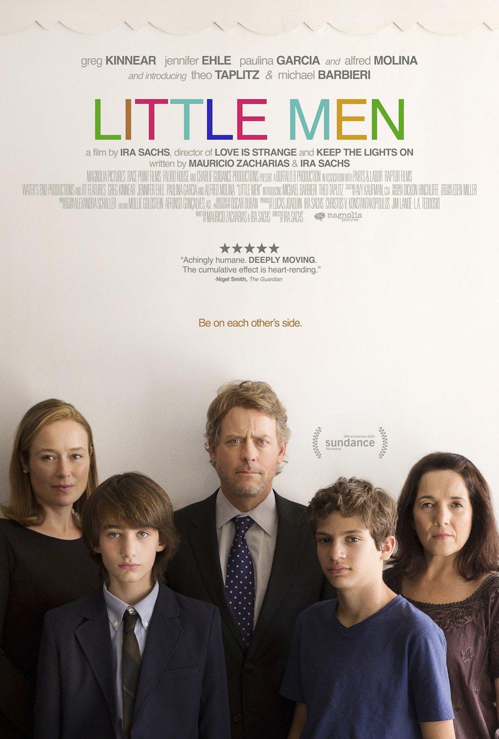Πόστερ της ταινίας «Μικροί Κύριοι (2016)   Little Men»
