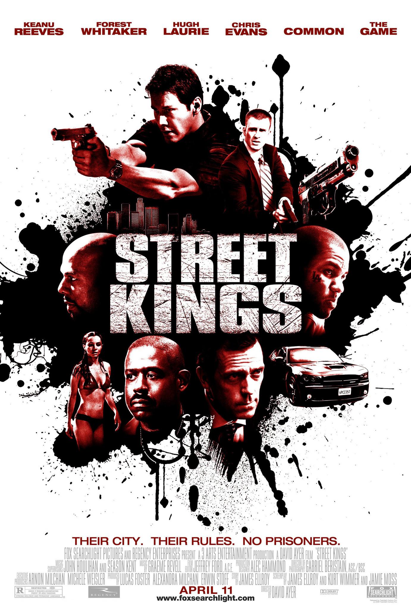 Πόστερ της ταινίας «Η Εξουσία της Νύχτας (2008) | Street Kings»