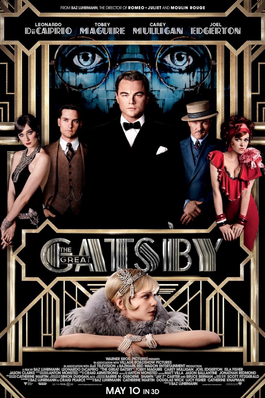 Πόστερ της ταινίας «Ο υπέροχος Γκάτσμπυ (2013)   The Great Gatsby»
