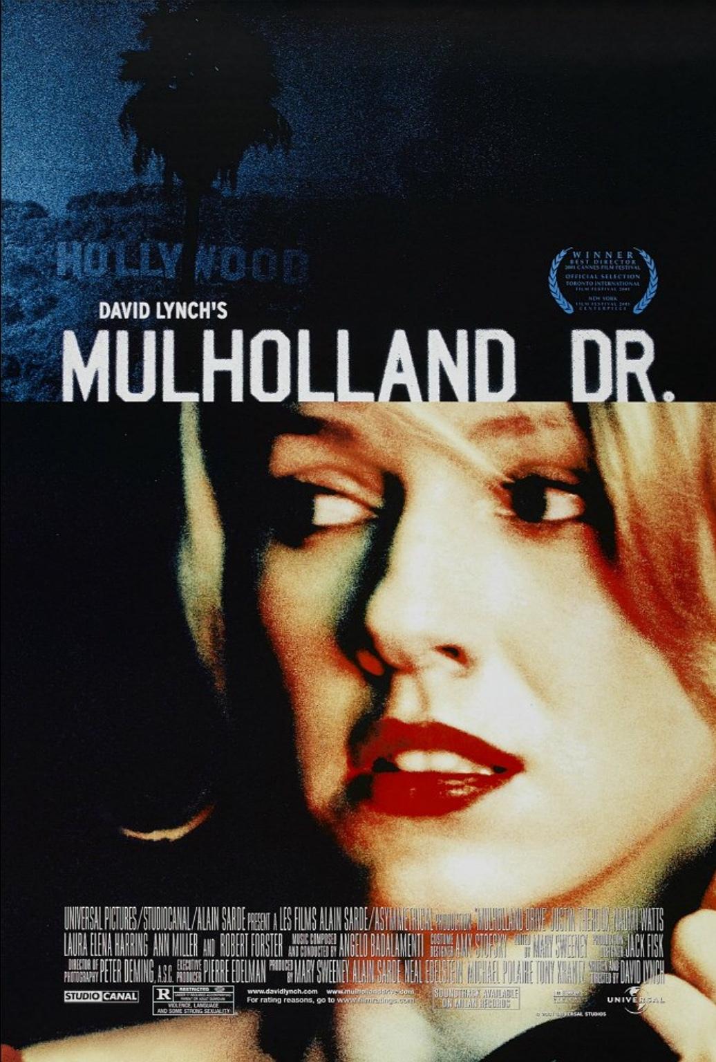 Πόστερ της ταινίας «Οδός Μαλχόλαντ (2001)   Mulholland Drive»