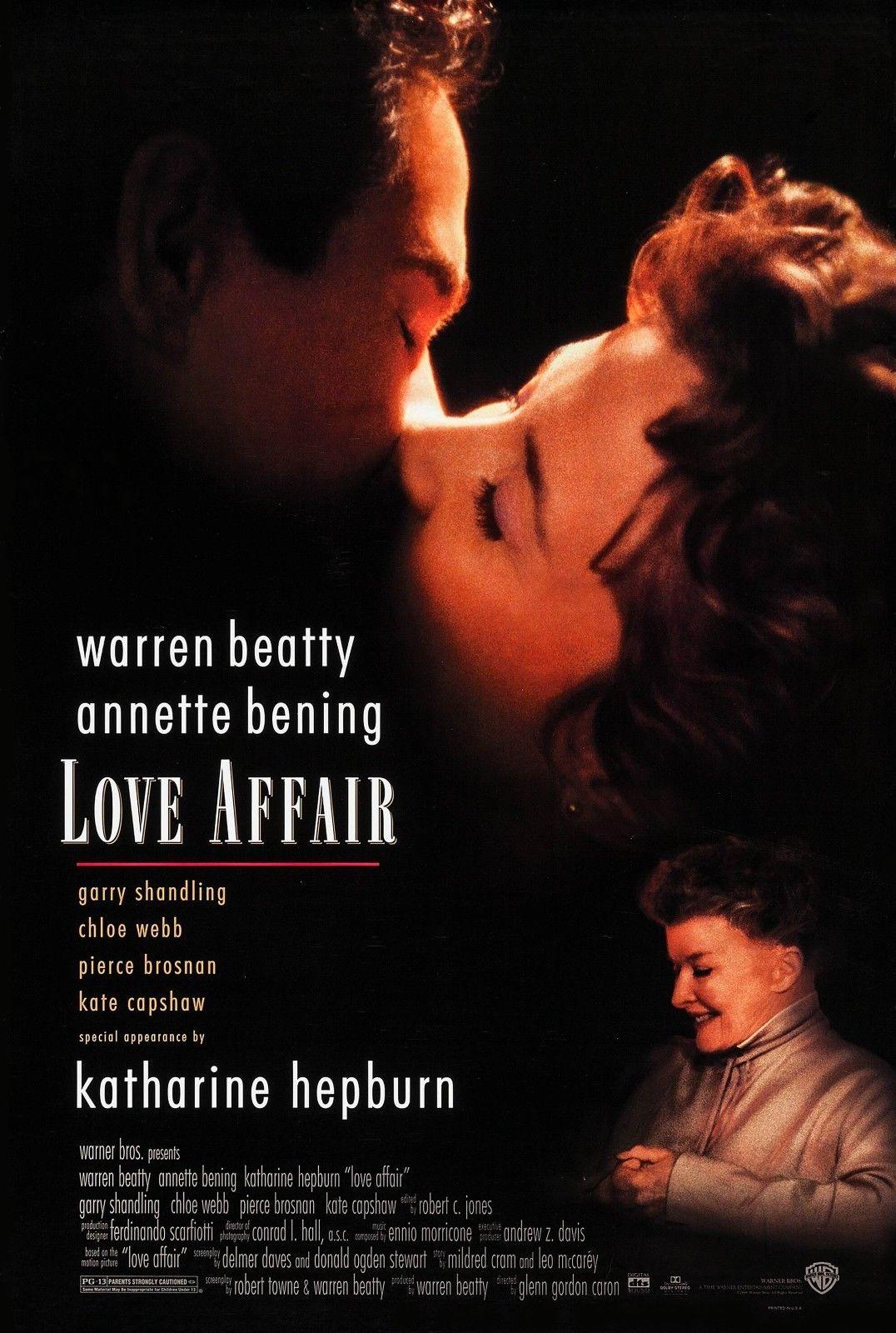 Πόστερ της ταινίας «Ένας Μεγάλος Έρωτας (1994) | Love Affair»