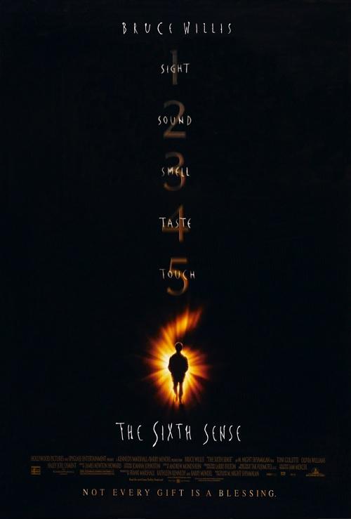 Πόστερ της ταινίας «Η έκτη αίσθηση (1999) | The Sixth Sense»