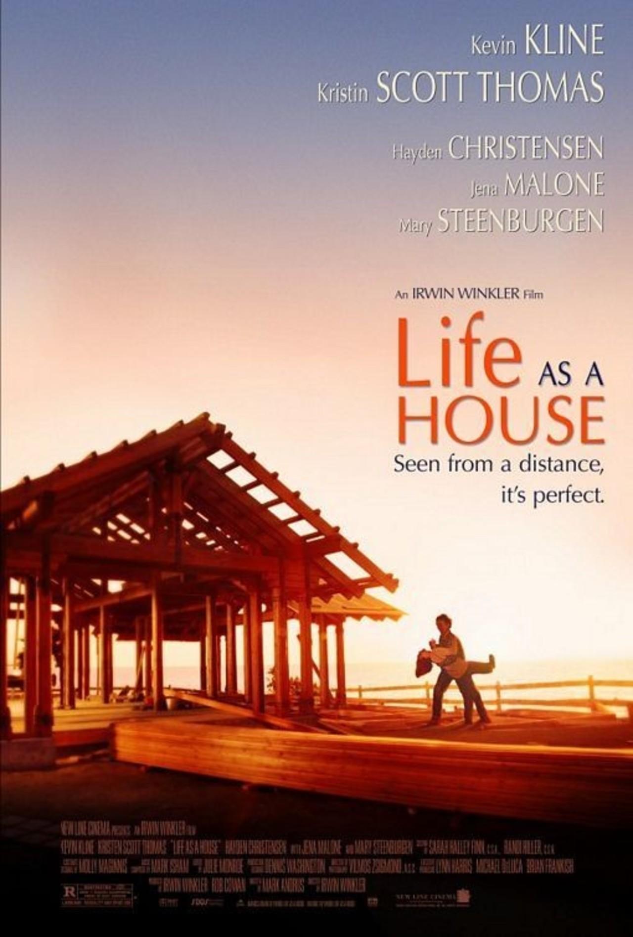 Πόστερ της ταινίας «Ένα σπίτι, μια ζωή (2001) | Life as a House»